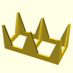 Cubeholder 2x1