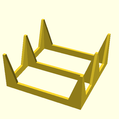 Cubeholder 2x2 2x1