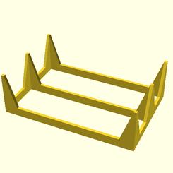 Cubeholder 3x2 3x1