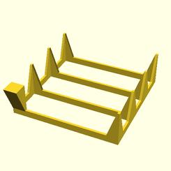 Cubeholder 3x3 3x1 label